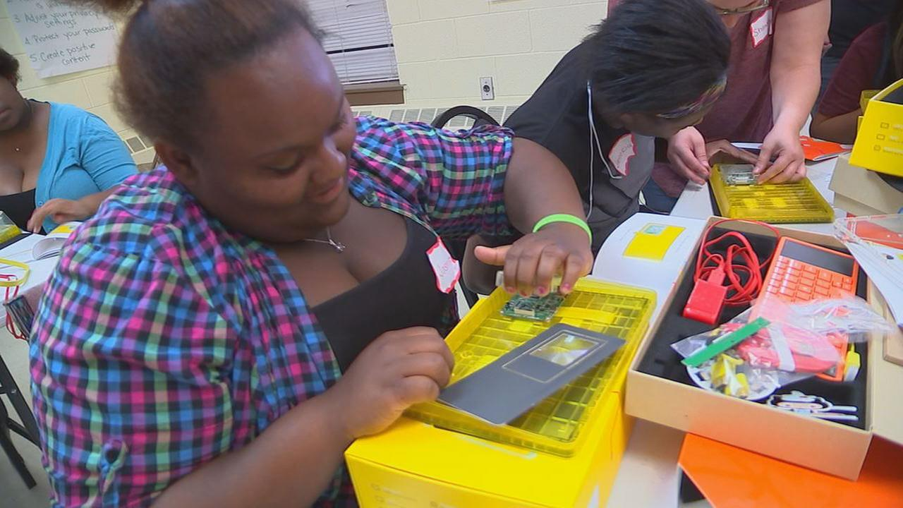 Durham teens building computers with the Salvation Army