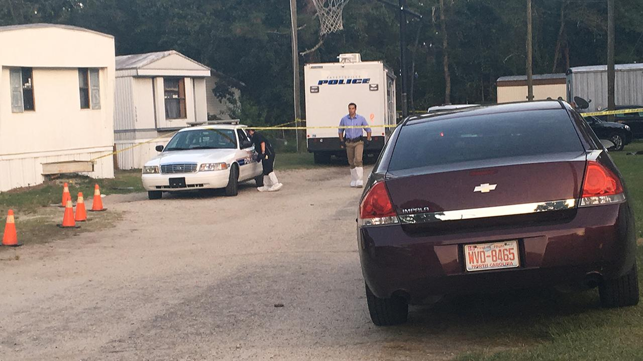 Bodies were found decomposing inside a home on Aberdeen Place in Fayetteville