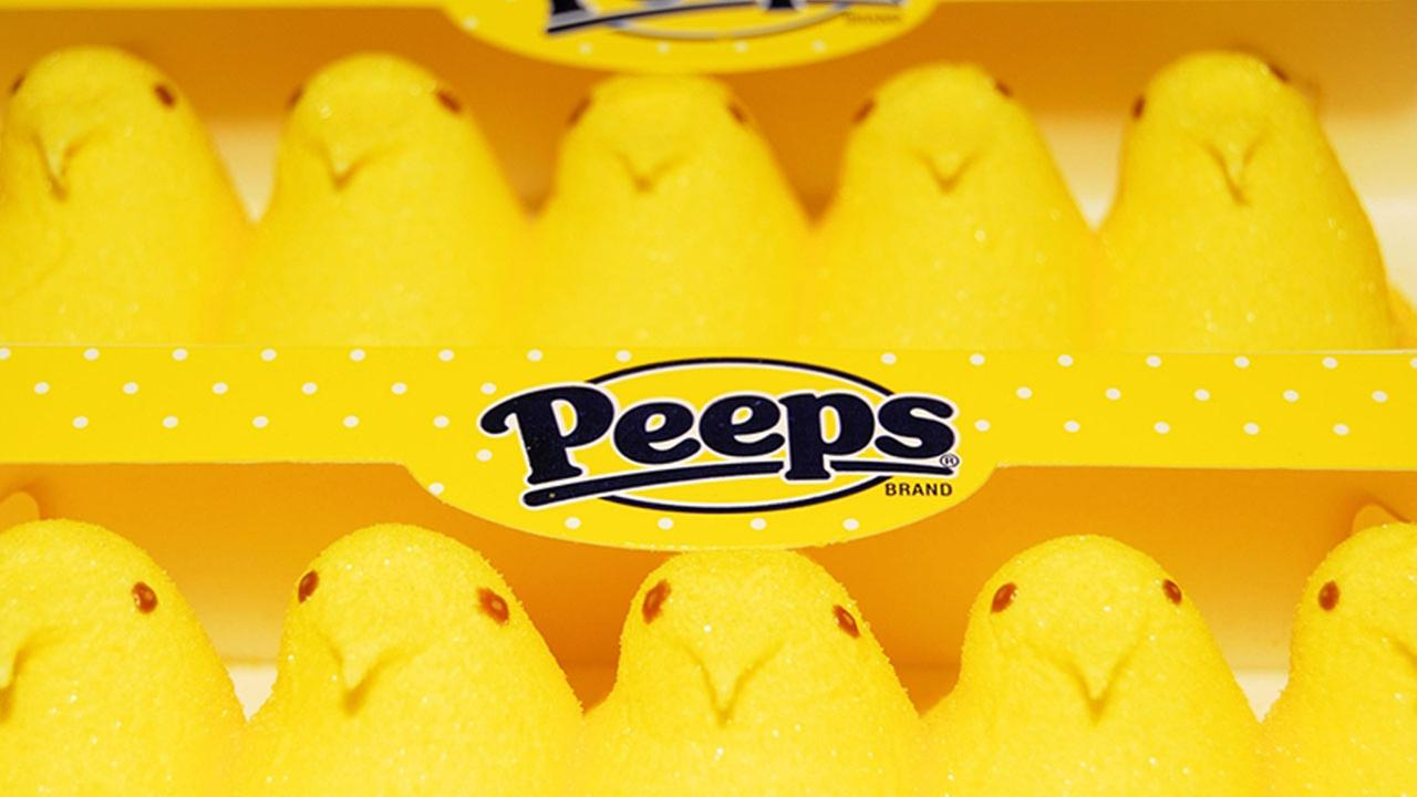400 workers at marshmallow Peeps plant go on strike