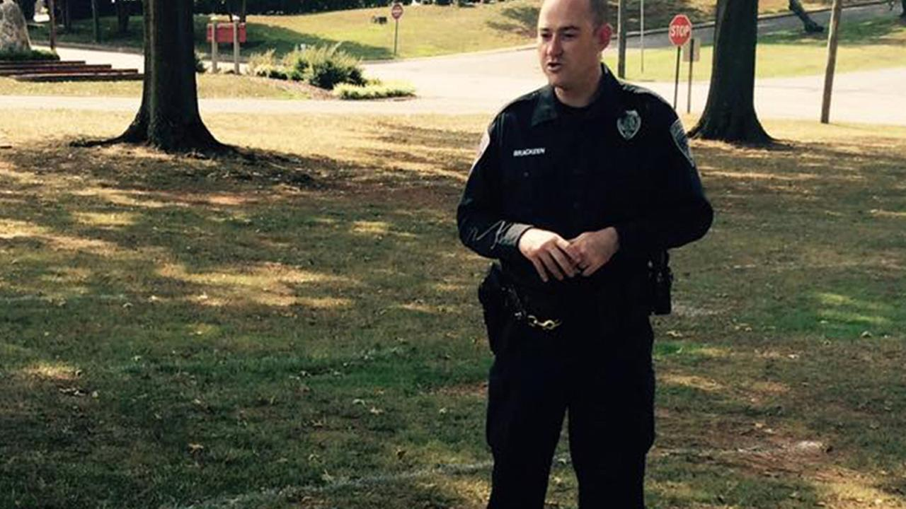 Shelby police officer shot in line of duty dies
