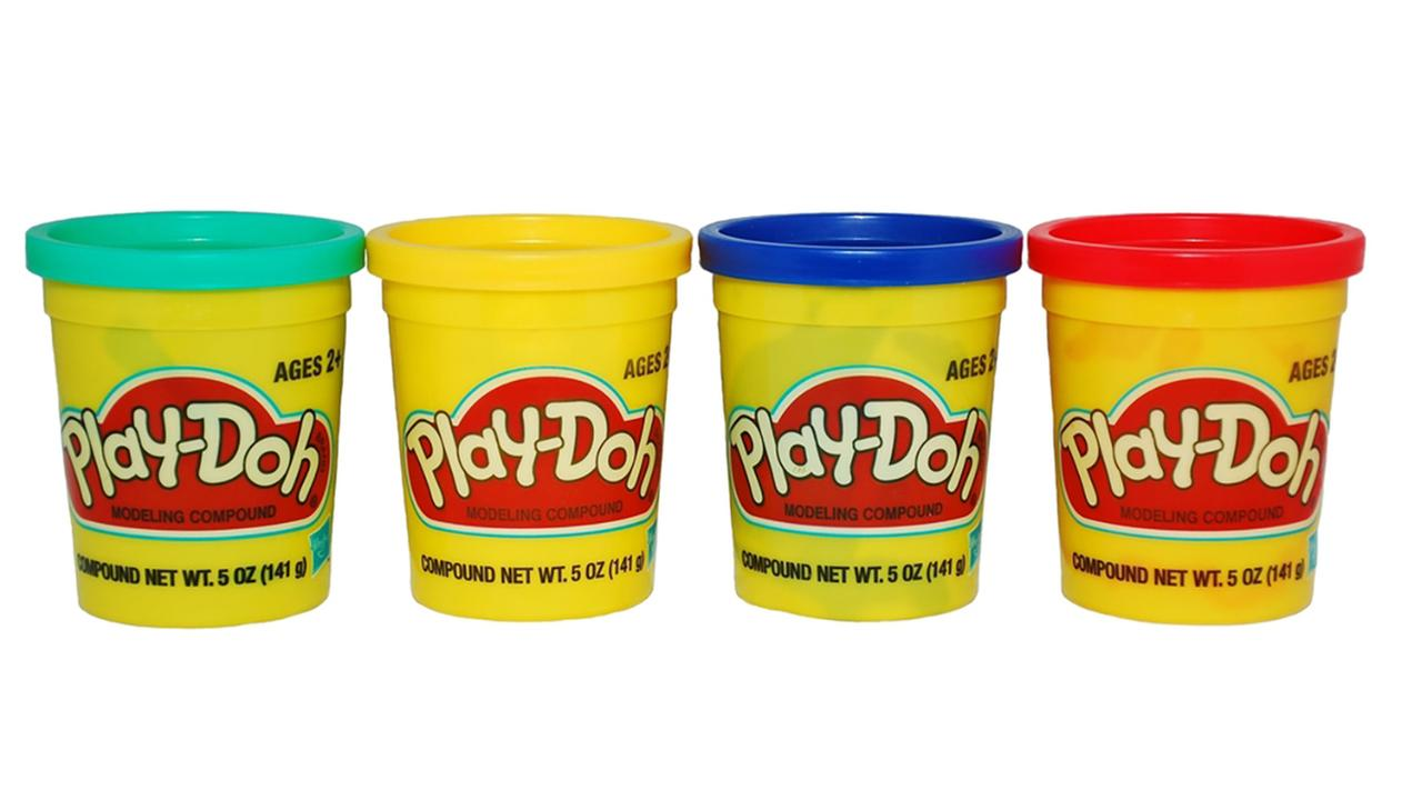 Stock photo of Play-Doh