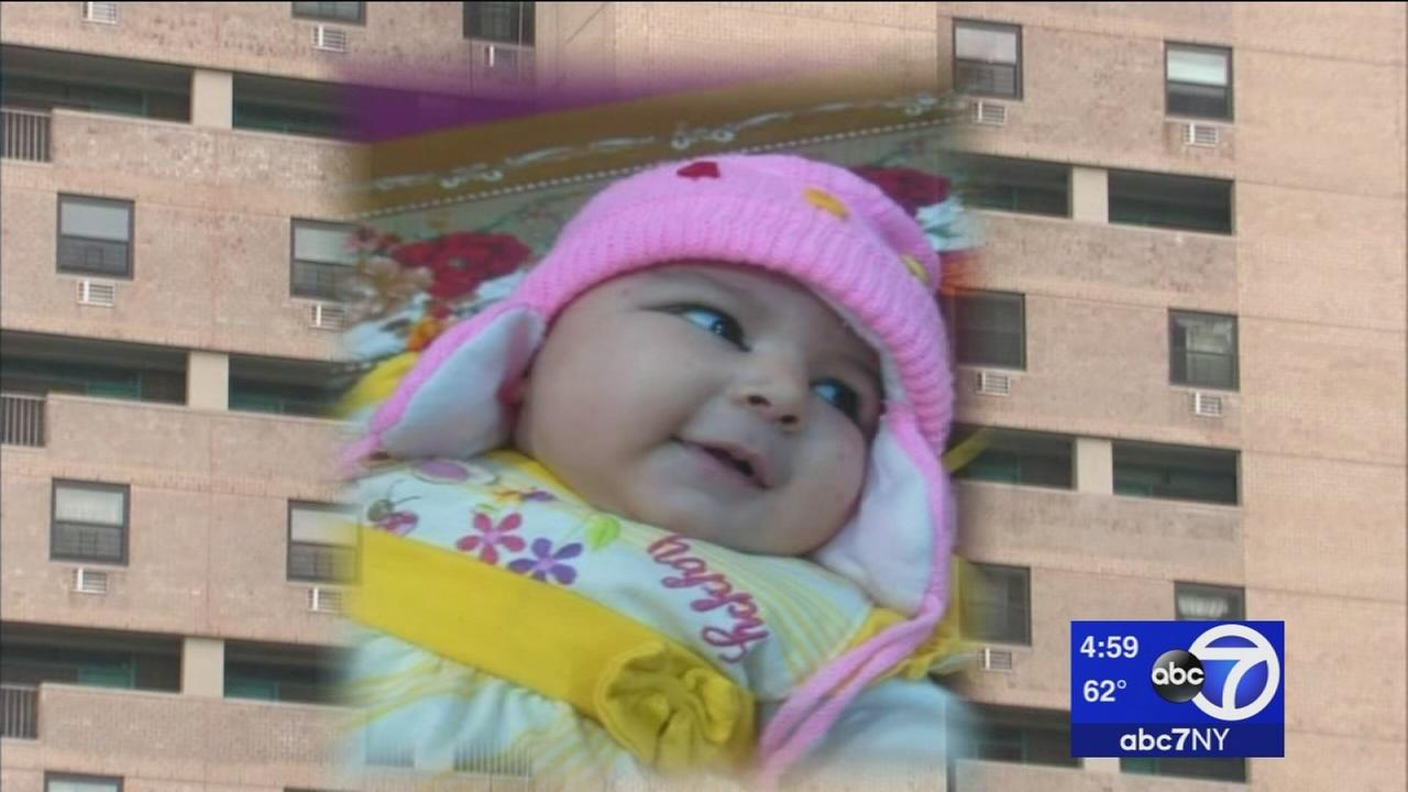Baby falls to death when stroller plunges in elevator shaft