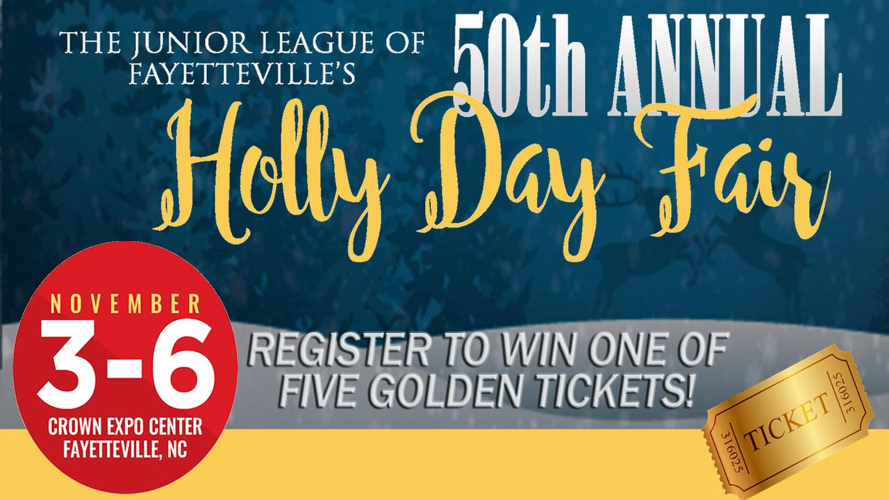 50th Annual Holly Day Fair Sweepstakes