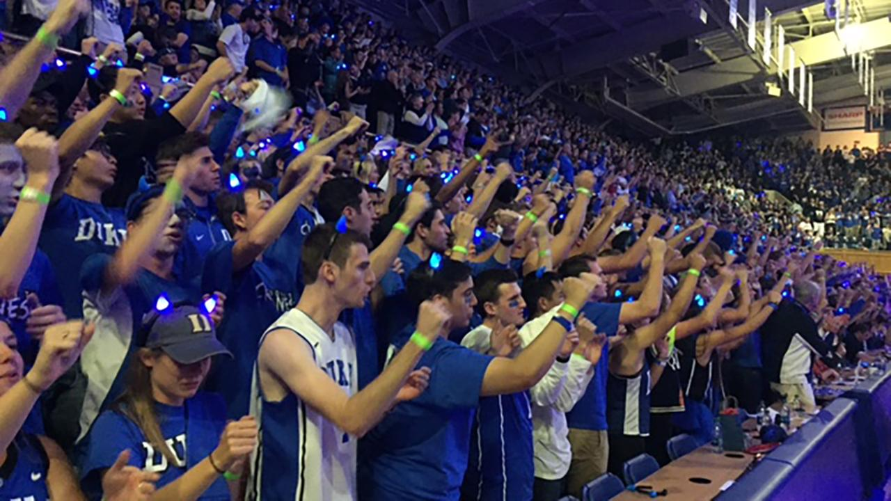 Photo from Dukes Countdown to Craziness