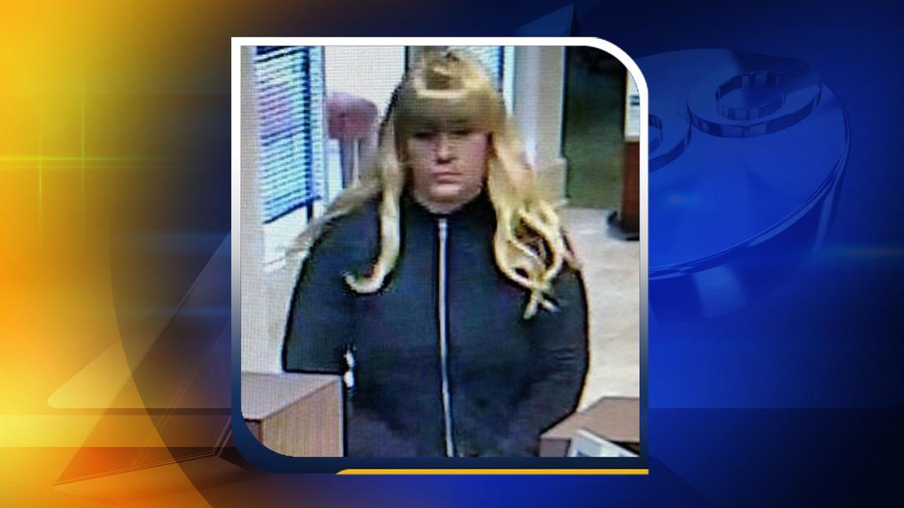 Unknown suspect captured on surveillance footage in Chapel Hill bank robbery