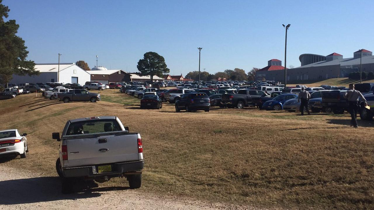 Woman Accidentally Shot In Head Outside Gun Show At The NC State - Car show raleigh nc fairgrounds