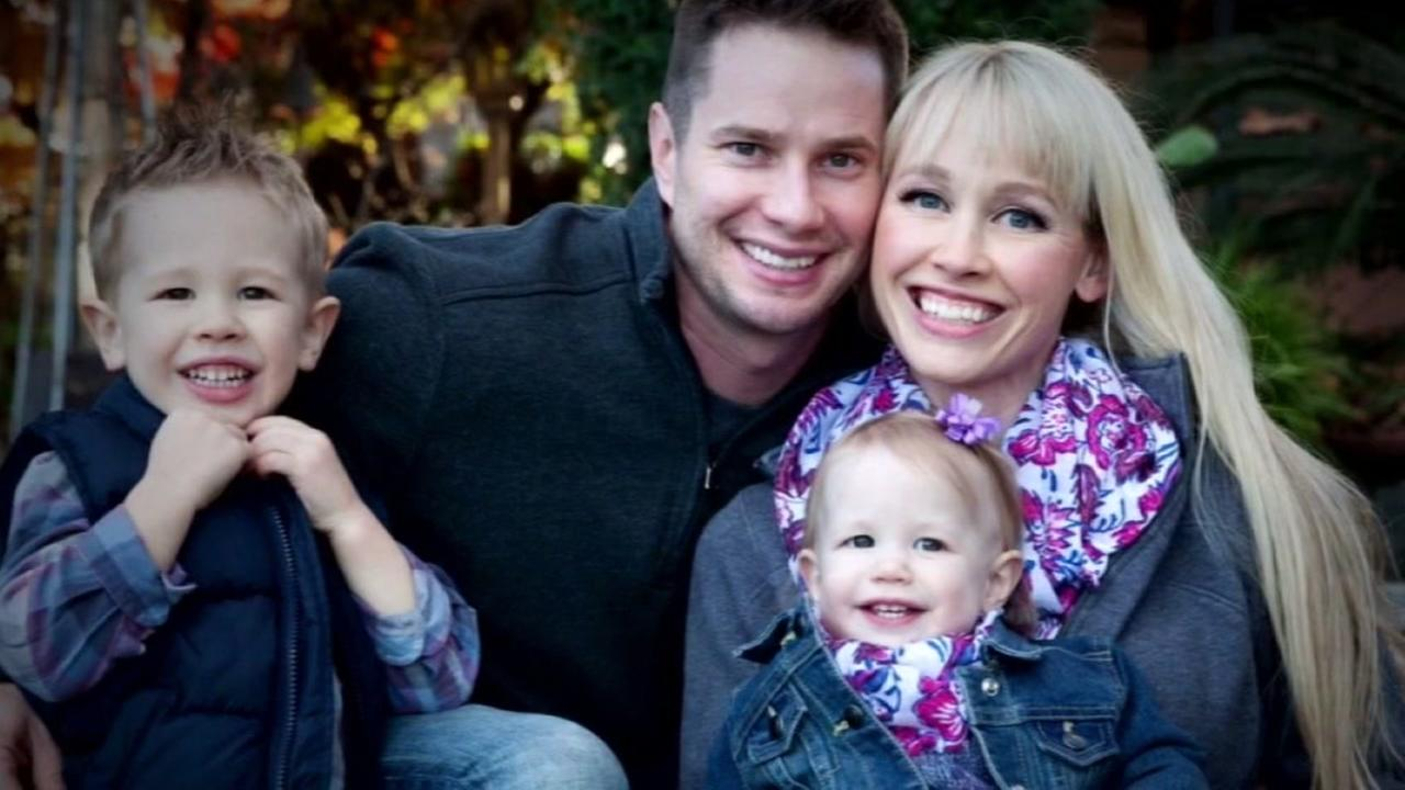 This image shows Sherri Papini a woman who went missing from Redding, Calif. for nearly a month and was found in Yolo County on Nov. 24, 2016.