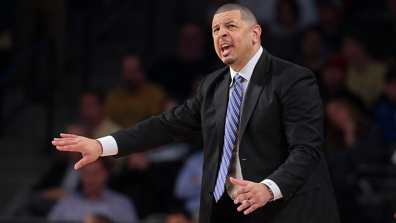 Duke's Jeff Capel named Pittsburgh head coach | abc11.com