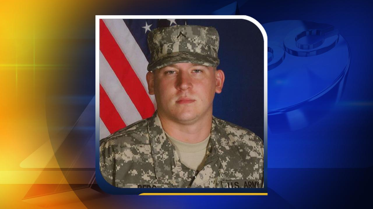Private First Class Andrew C. Berg, 27
