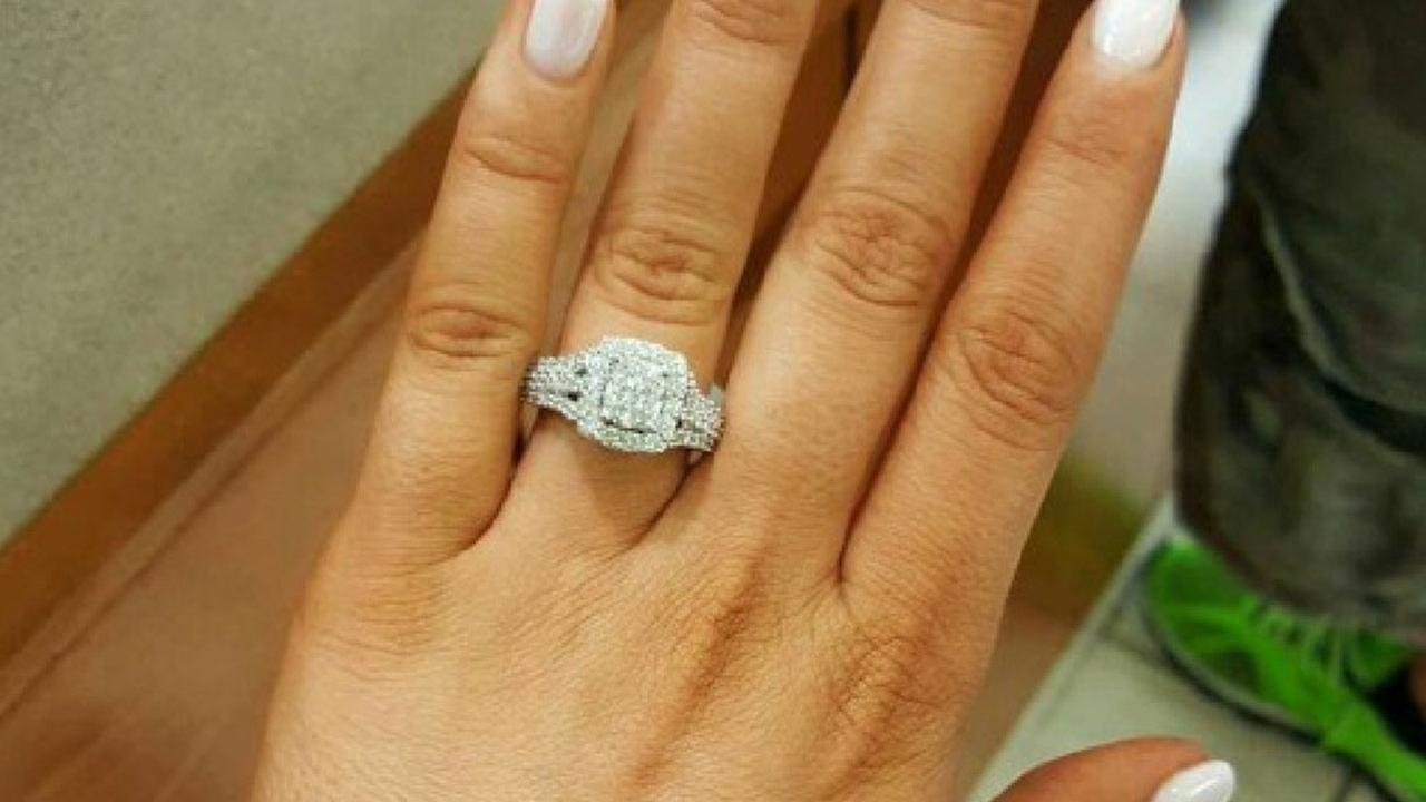 Engagement ring lost at Biltmore Estate