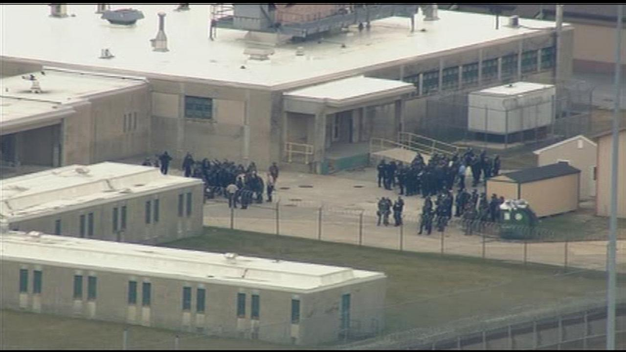 All Delaware prisons on lockdown after 'hostage situation'