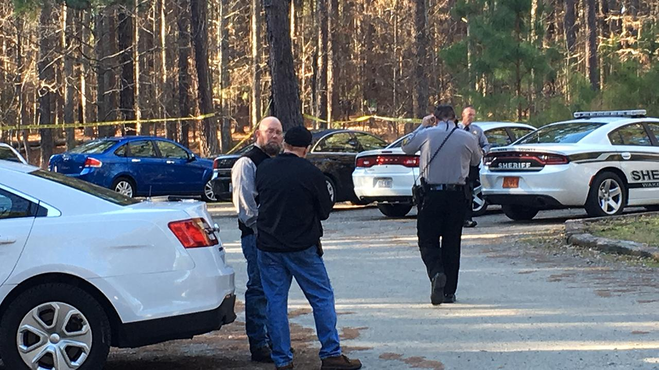 Death investigation in Wake County