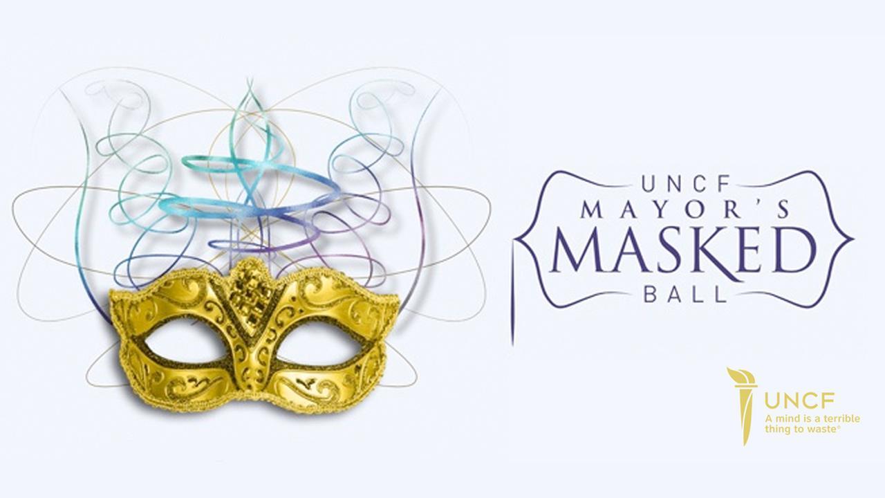 UNCF Mayor's Masked Ball