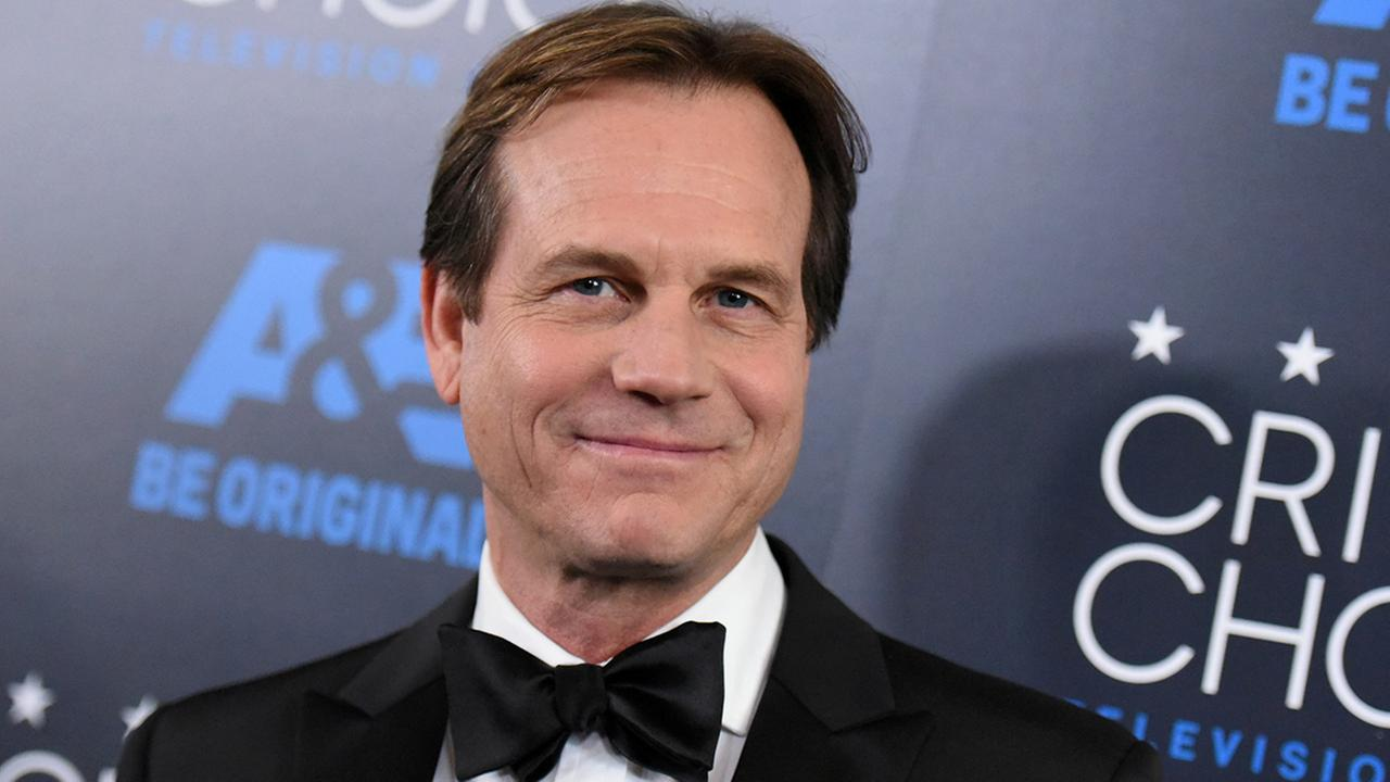 Bill Paxton arrives at the Critics Choice Television Awards at the Beverly Hilton hotel on Sunday, May 31, 2015, in Beverly Hills, Calif.