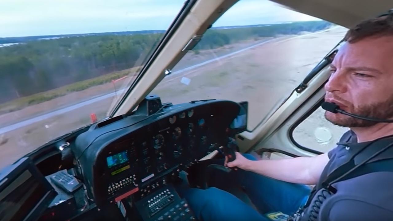 Take a 360 tour of Chopper11HD in the air