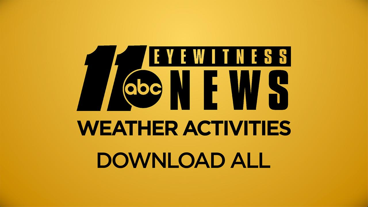 ABC11 weather activities!