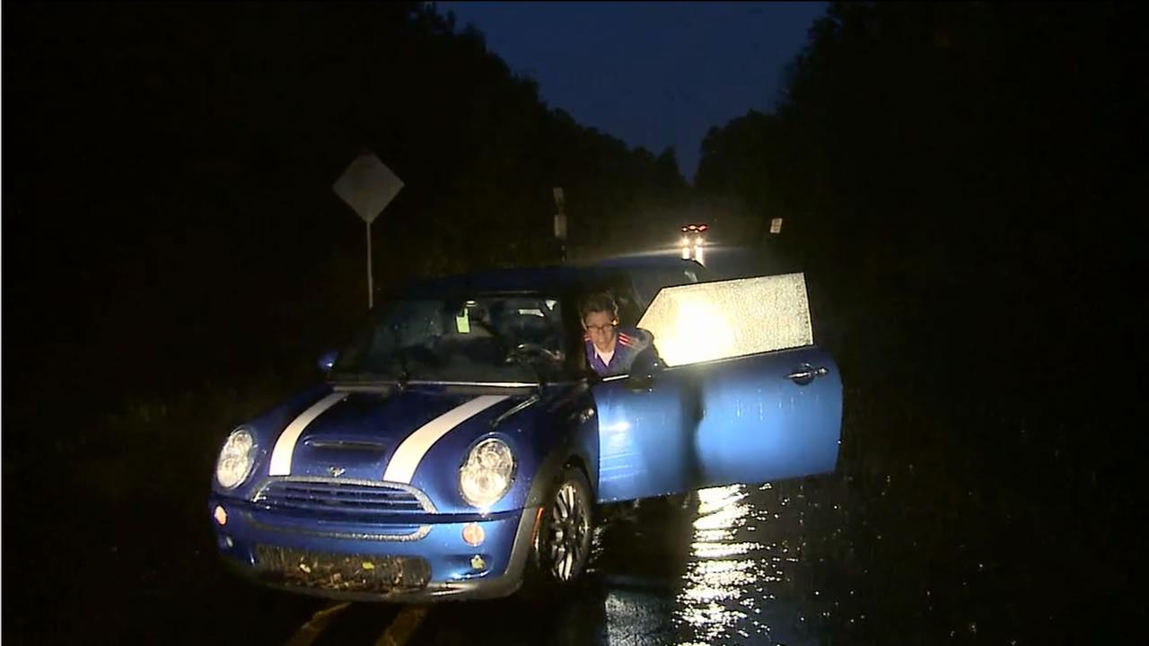 Flooding in Durham