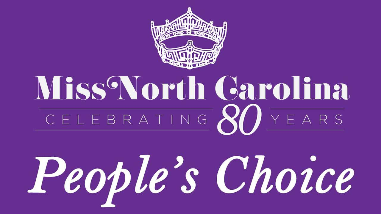 Vote for Miss North Carolina People's Choice
