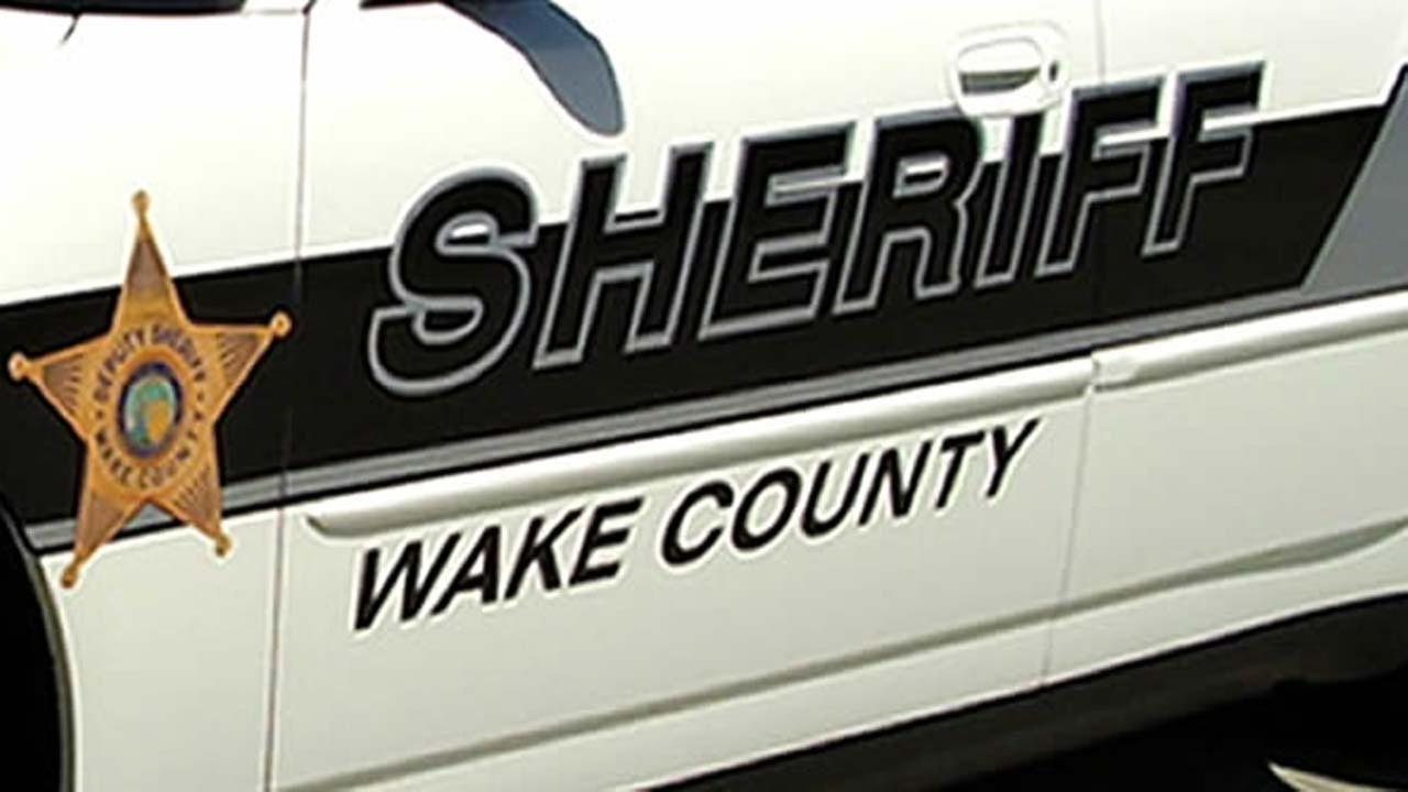 Deputy hydroplanes in Wake County, crashes into tree