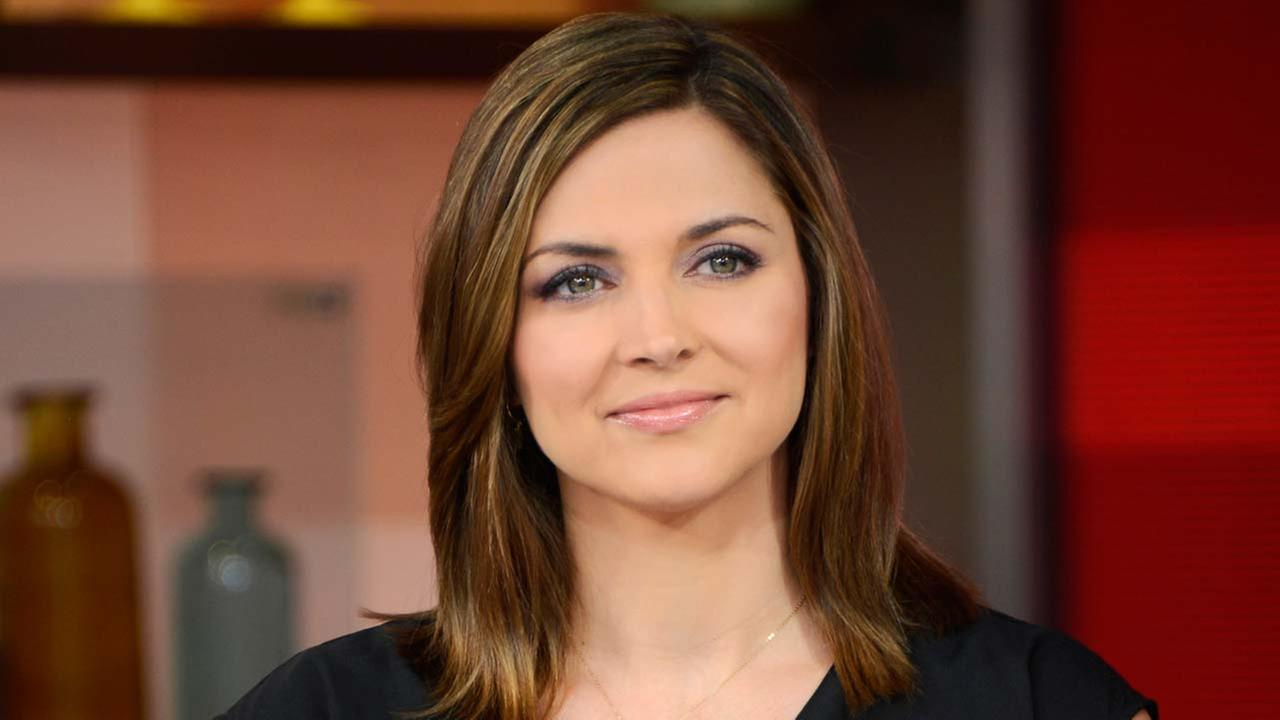 This photo released by ABC shows Paula Faris of ABC News. Faris is replacing the departing Bianna Golodryga as the news anchor on the weekend edition of Good Morning America. ABC News said Monday, July 21, 2014, that Faris will start Aug. 8.
