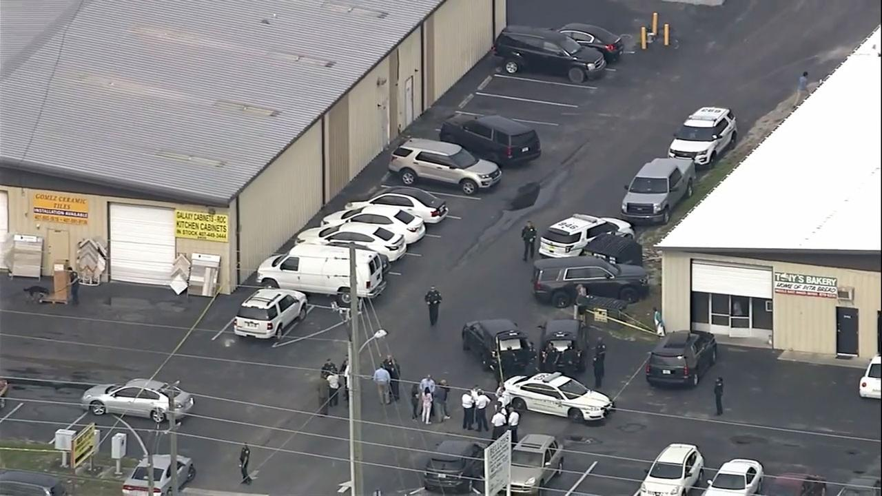 Sheriff: 'Multiple fatalities' in Florida shooting