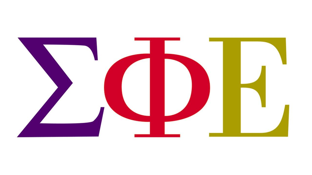 Sigma Phi Epsilon fraternity letters