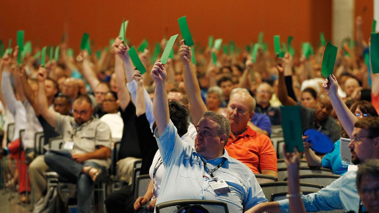 Southern Baptist Convention votes to condemn racism amidst controversy
