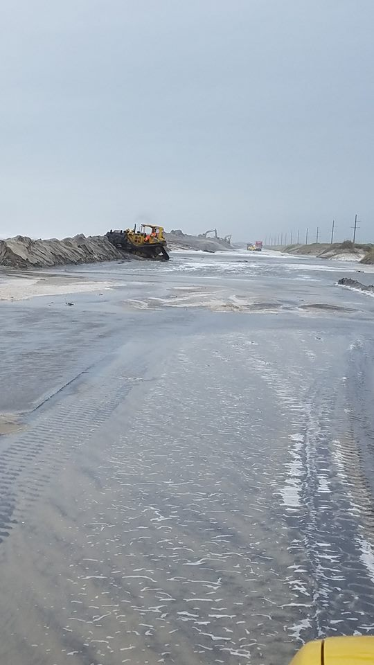 <div class='meta'><div class='origin-logo' data-origin='none'></div><span class='caption-text' data-credit='Credit: NC DOT 12/Facebook'>Here's a look at current conditions on Pea Island.</span></div>