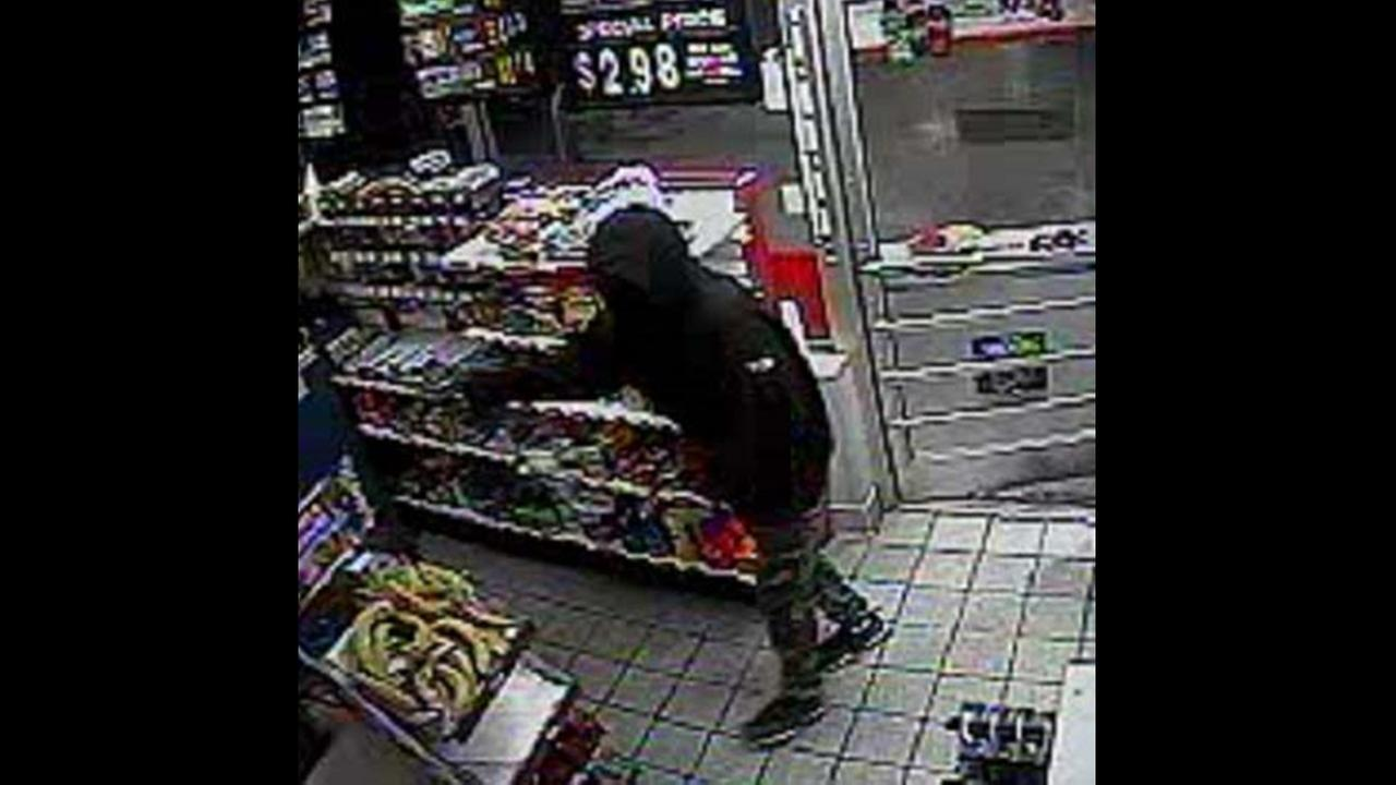 A robbery at a Speedway gas station located at 670 N. Reilly Roadimage courtesy Fayetteville Police Department