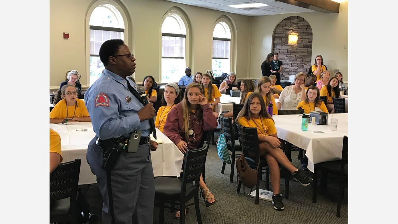 Triangle women inspire tomorrow's leaders