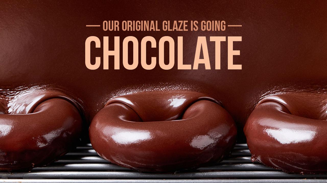 Krispy Kreme creating solar eclipse-themed doughnut!