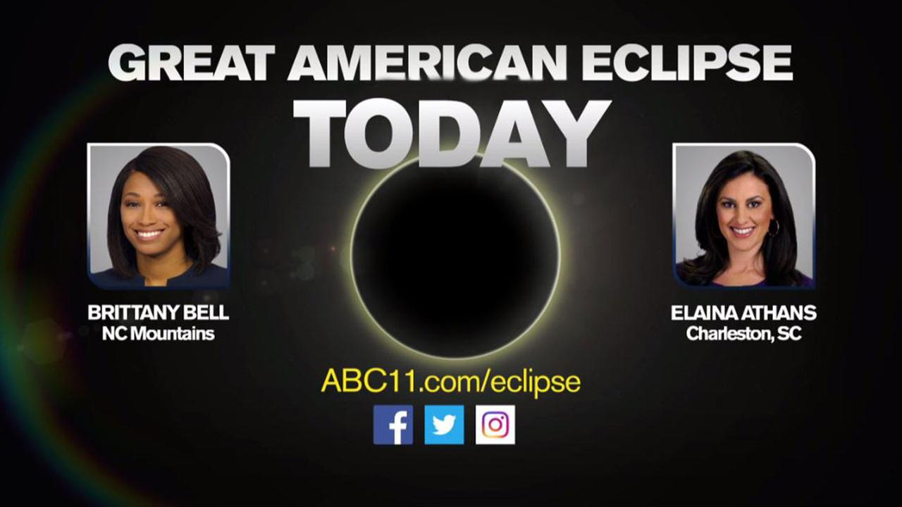 Join ABC11 for the eclipse