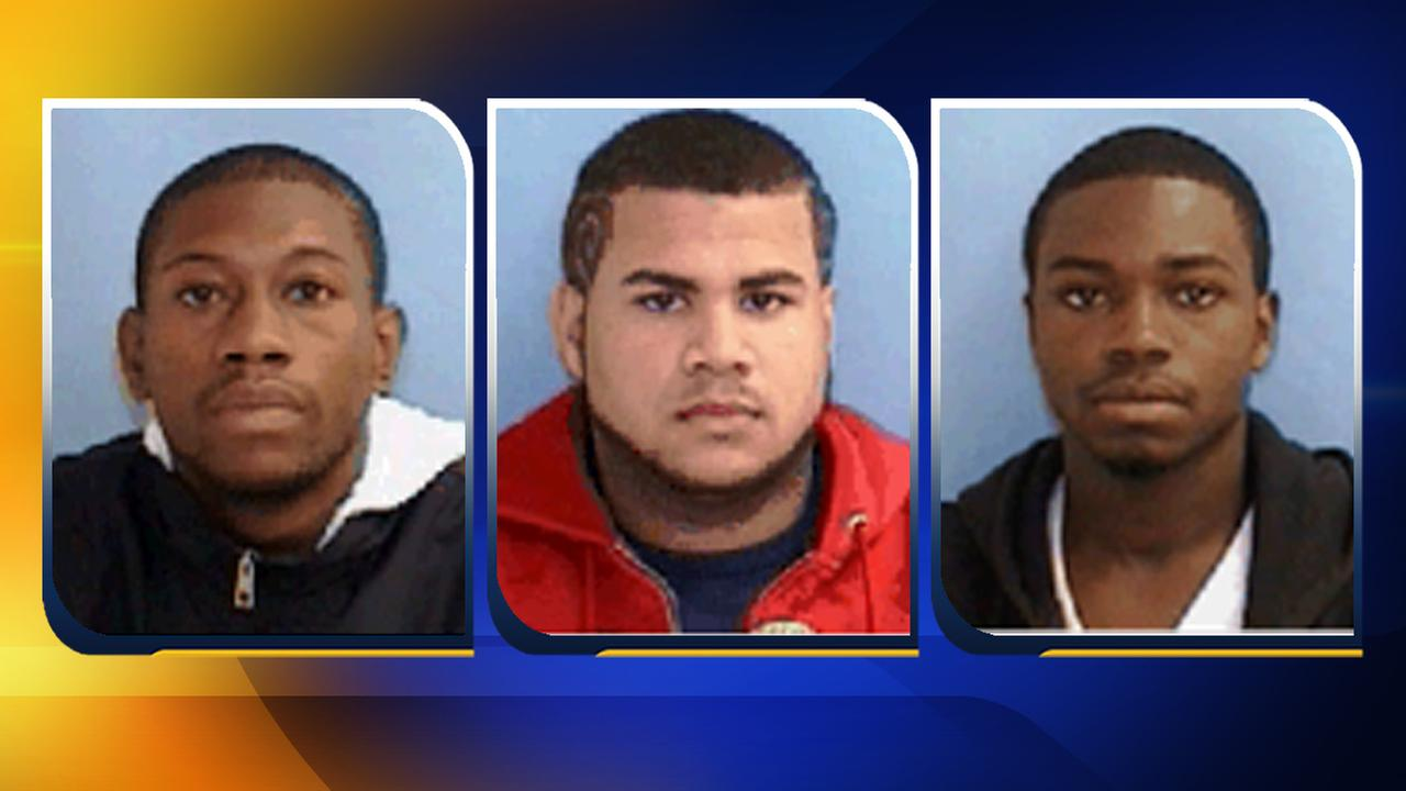 Men charged with murder in deaths of Fuquay-Varina men