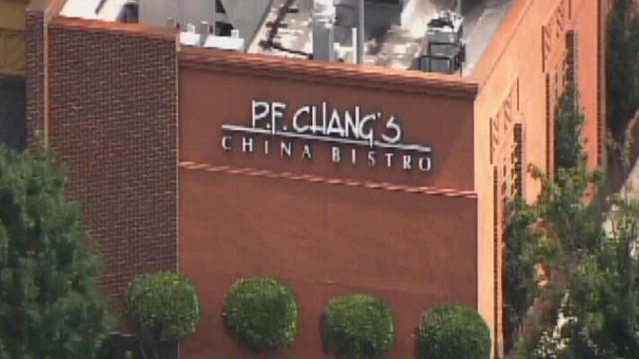 P.F. Changs China Bistro at The Streets at Southpoint mall on Fayetteville Road in Durham.