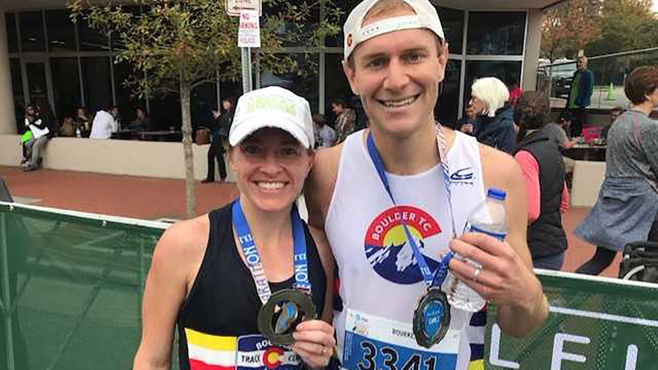 City of Oaks Marathon runners
