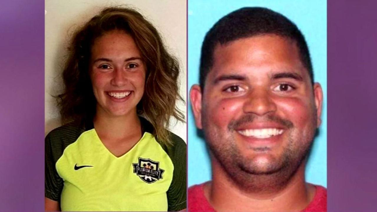 Search for missing Fla. teen, soccer coach leads to NC