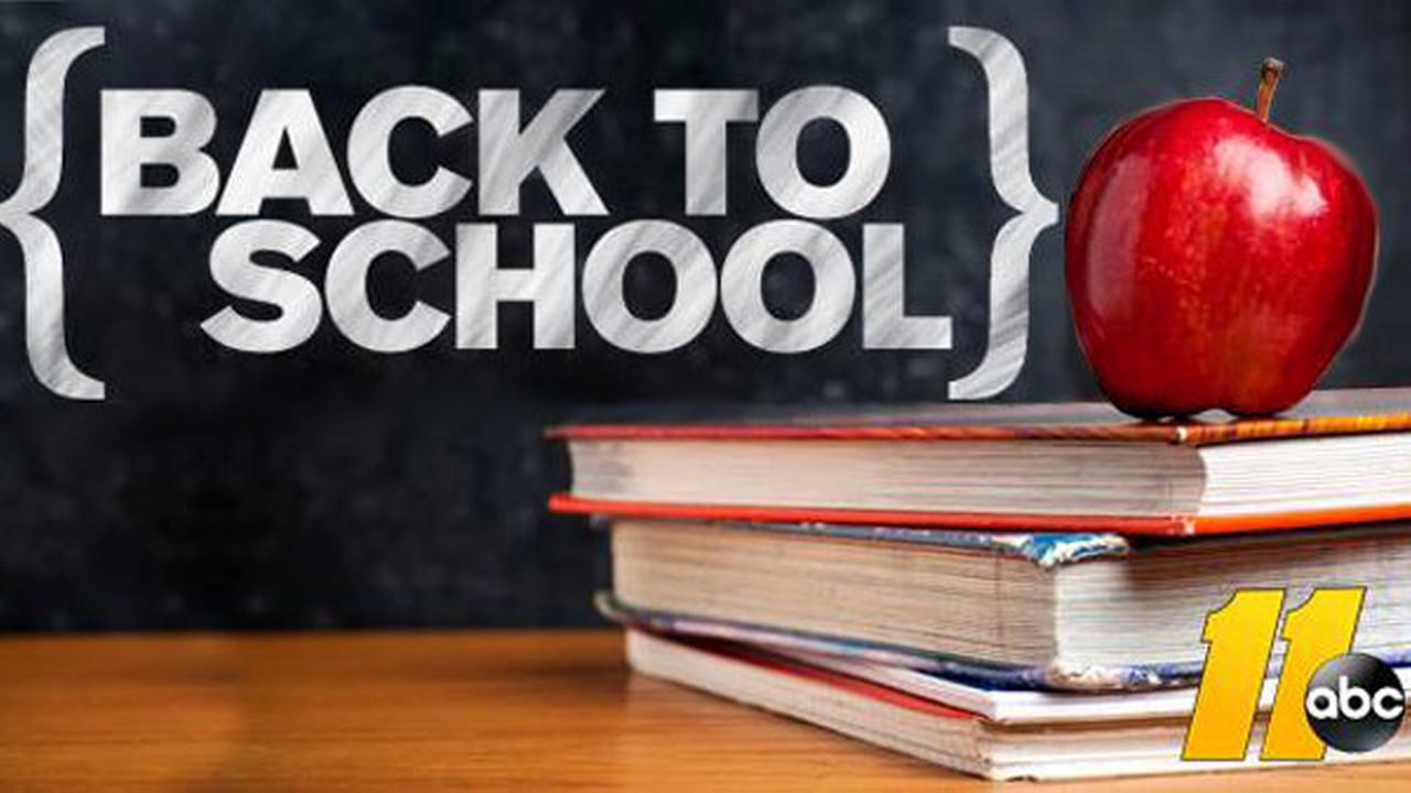 ABC11 back to school section