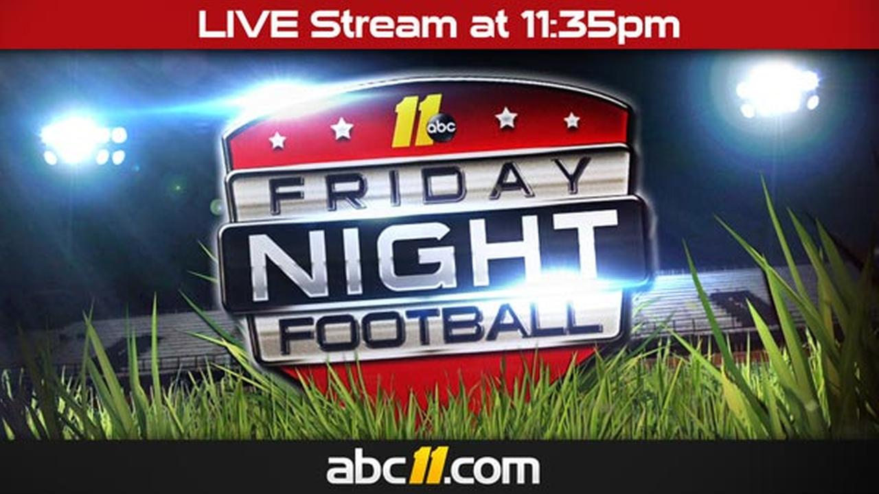 Friday Night Football on abc11.com
