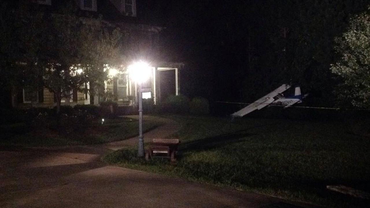 Granville County plane crash