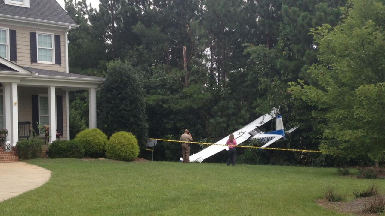 Granville County plane crash