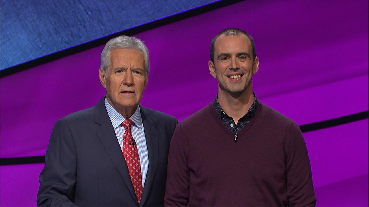Jeopardy streak comes to an end for Broughton's Mr. Quinn