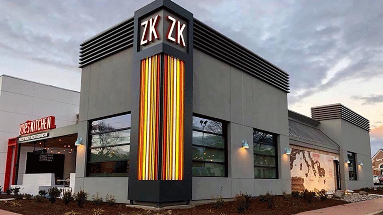 Now Open Raleigh S Unique Zoes Kitchen Abc11 Com