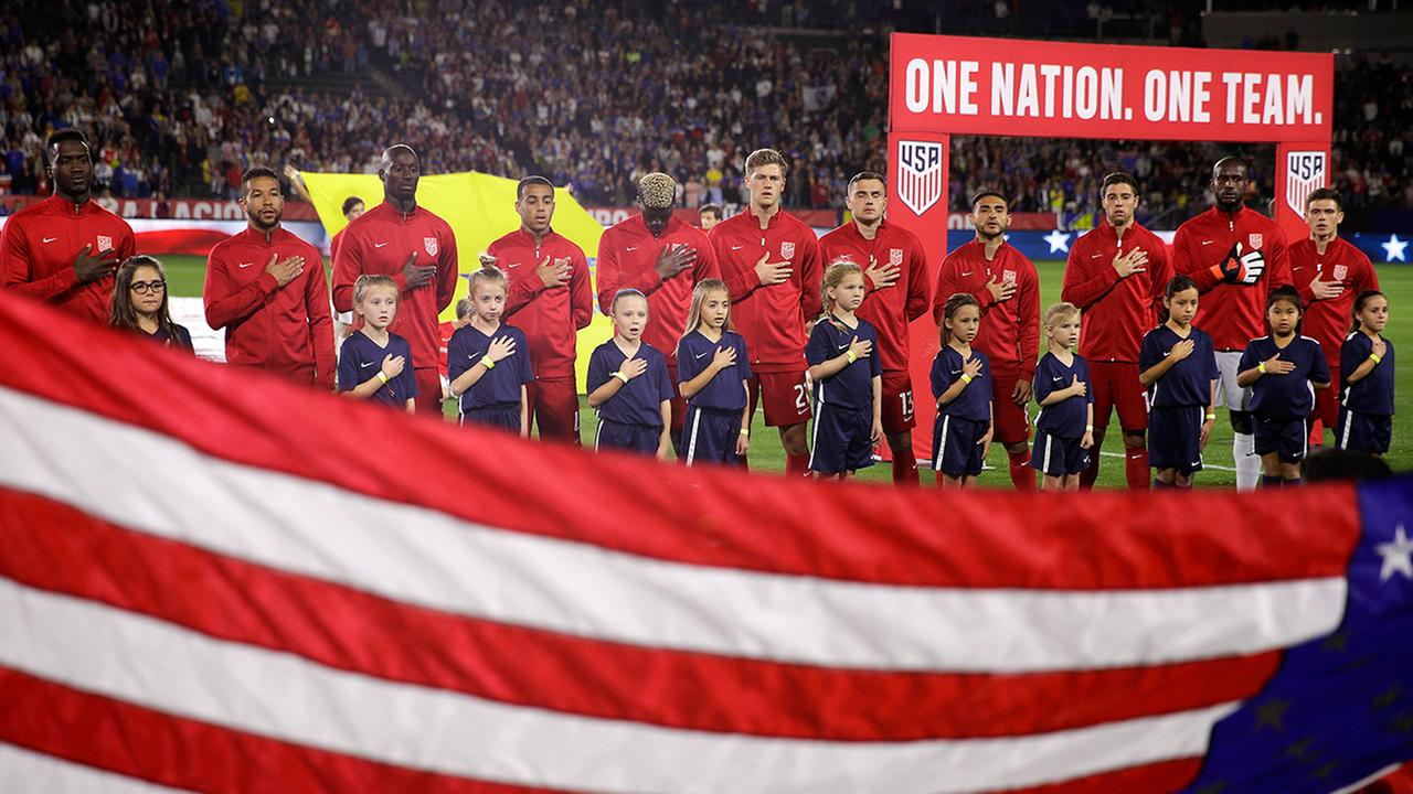 United States men's national team to face Paraguay in Cary next month