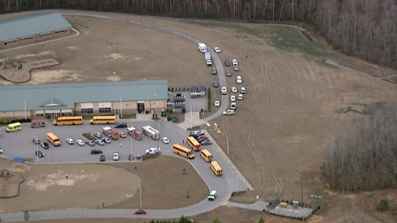 Missing Clayton elementary students found safe