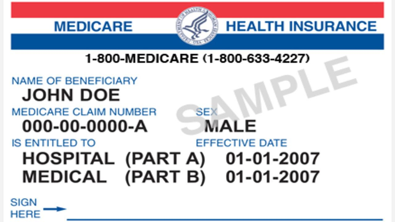 New Medicare cards will come out soon, dont get scammed!
