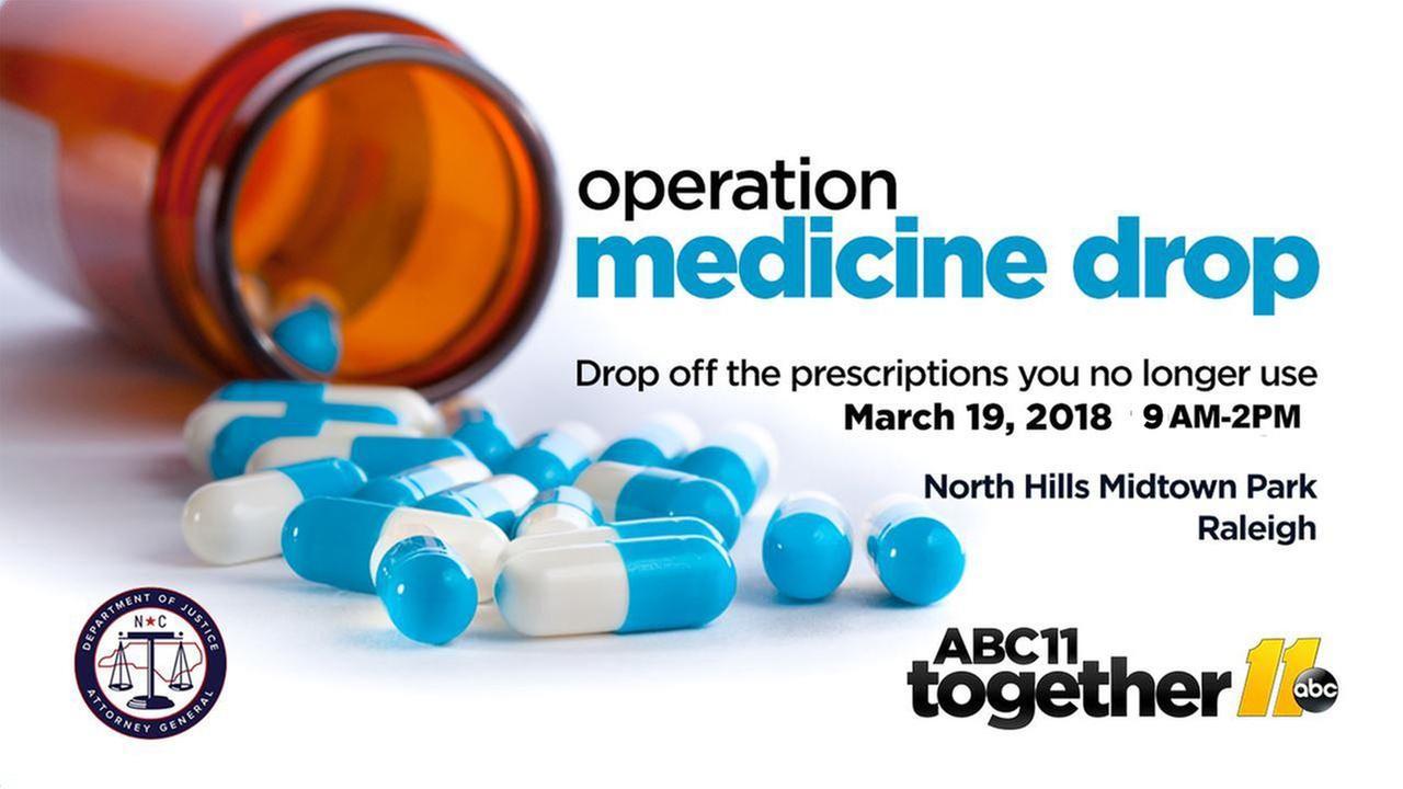 Operation Medicine Drop