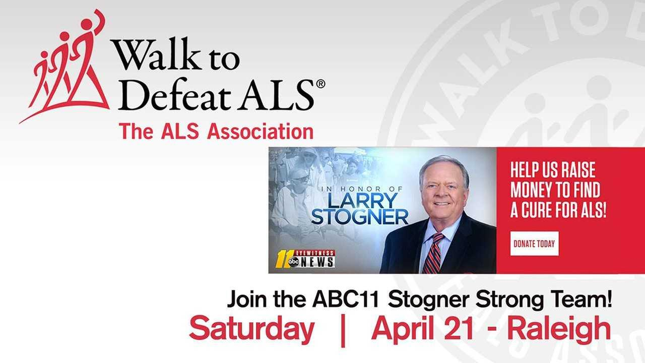 Walk to defeat ALS with ABC11