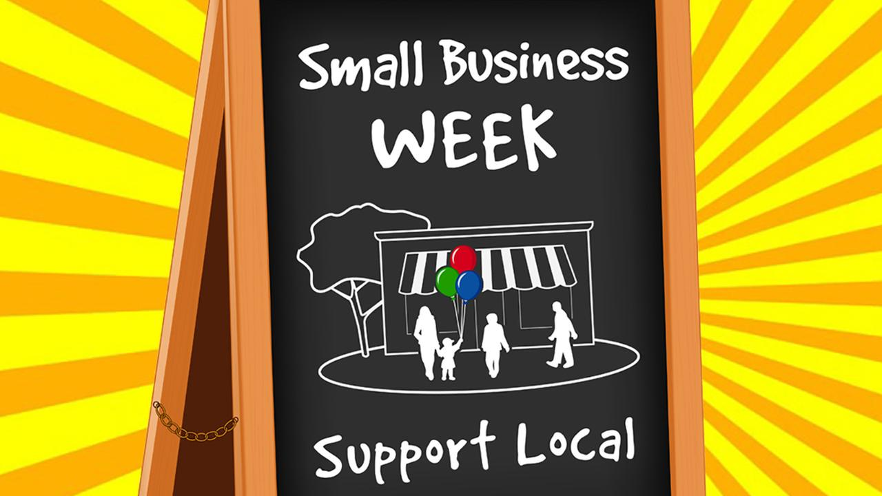 Triangle Small Business Week takes place April 29 - May 5.