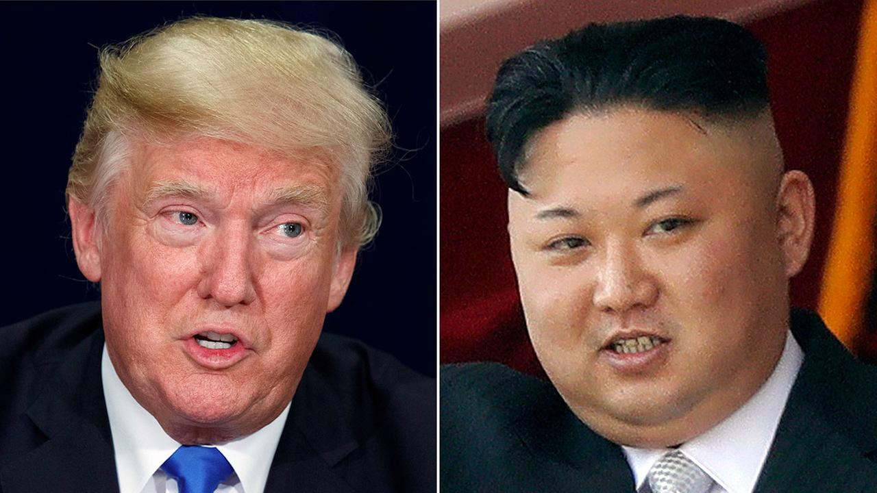 Summit is set: Trump-Kim to meet June 12 in Singapore