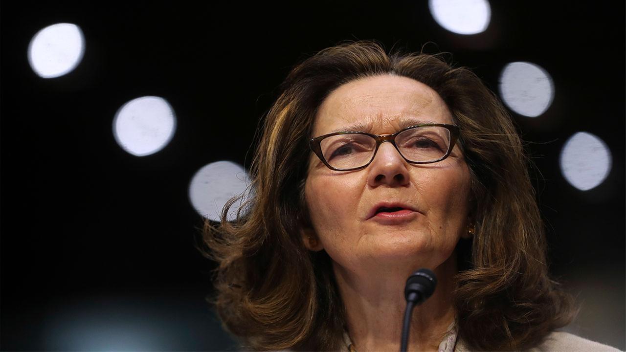Senate votes to confirm Haspel as 1st female CIA director
